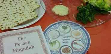 Passover Seder 19th April 2019 at 6:30 pm